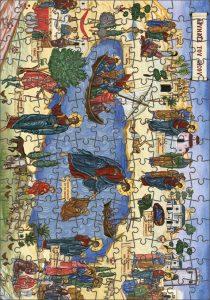 Puzzle Θαύματα του Ιησού 167 τεμάχια 32 Χ 45 cm